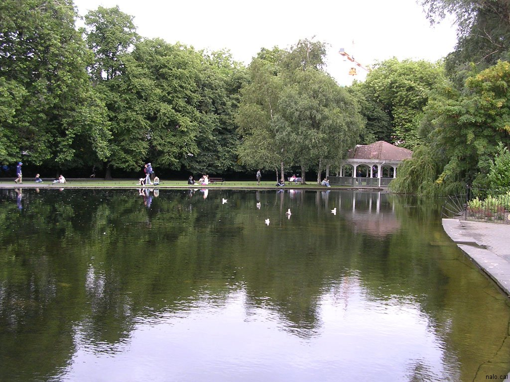 St. Stephen\'s Green