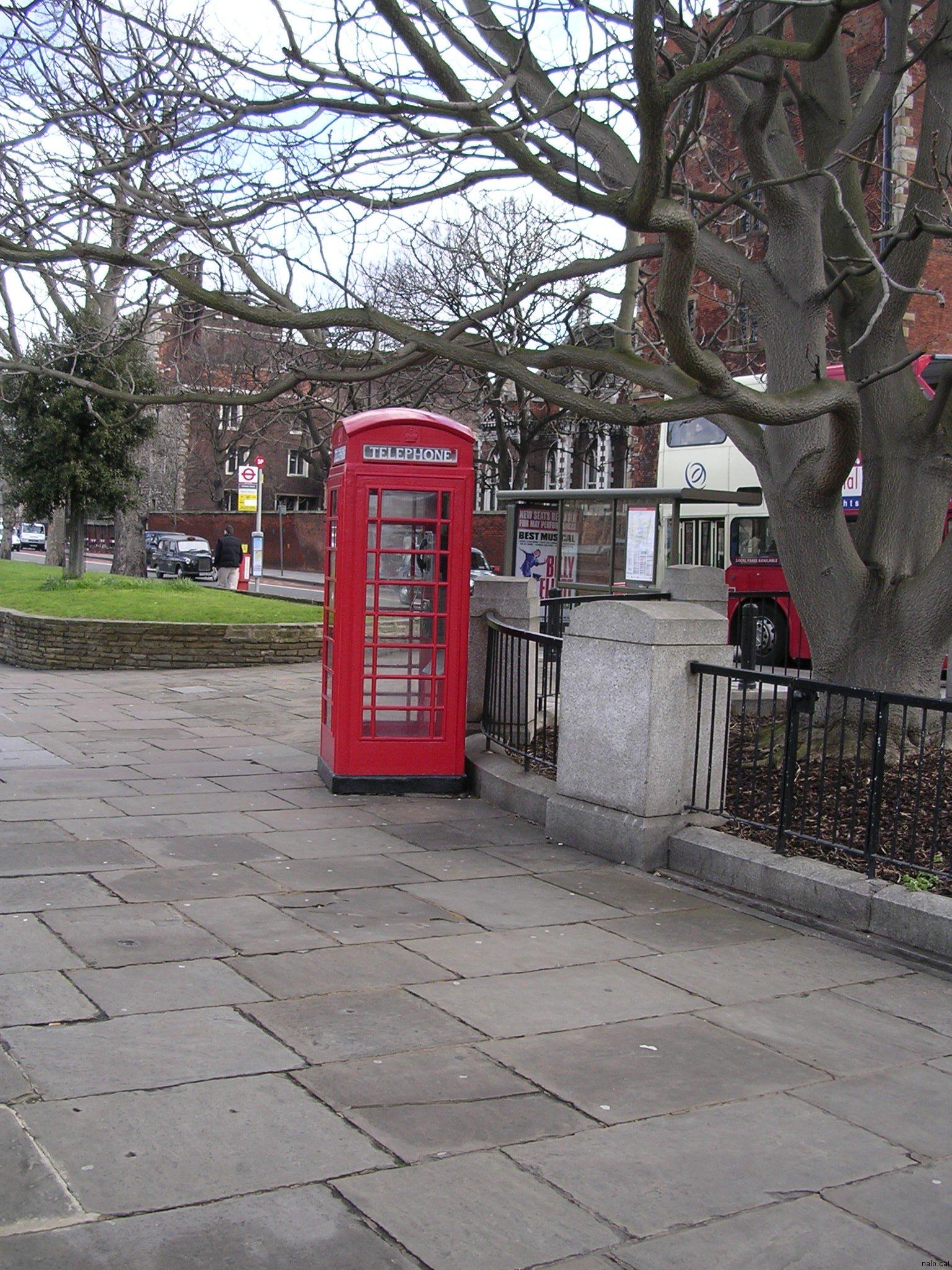 Cabina telefònica