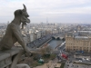 Gàrgola i vista de París