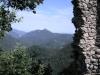 Vista des del Castell de Beget