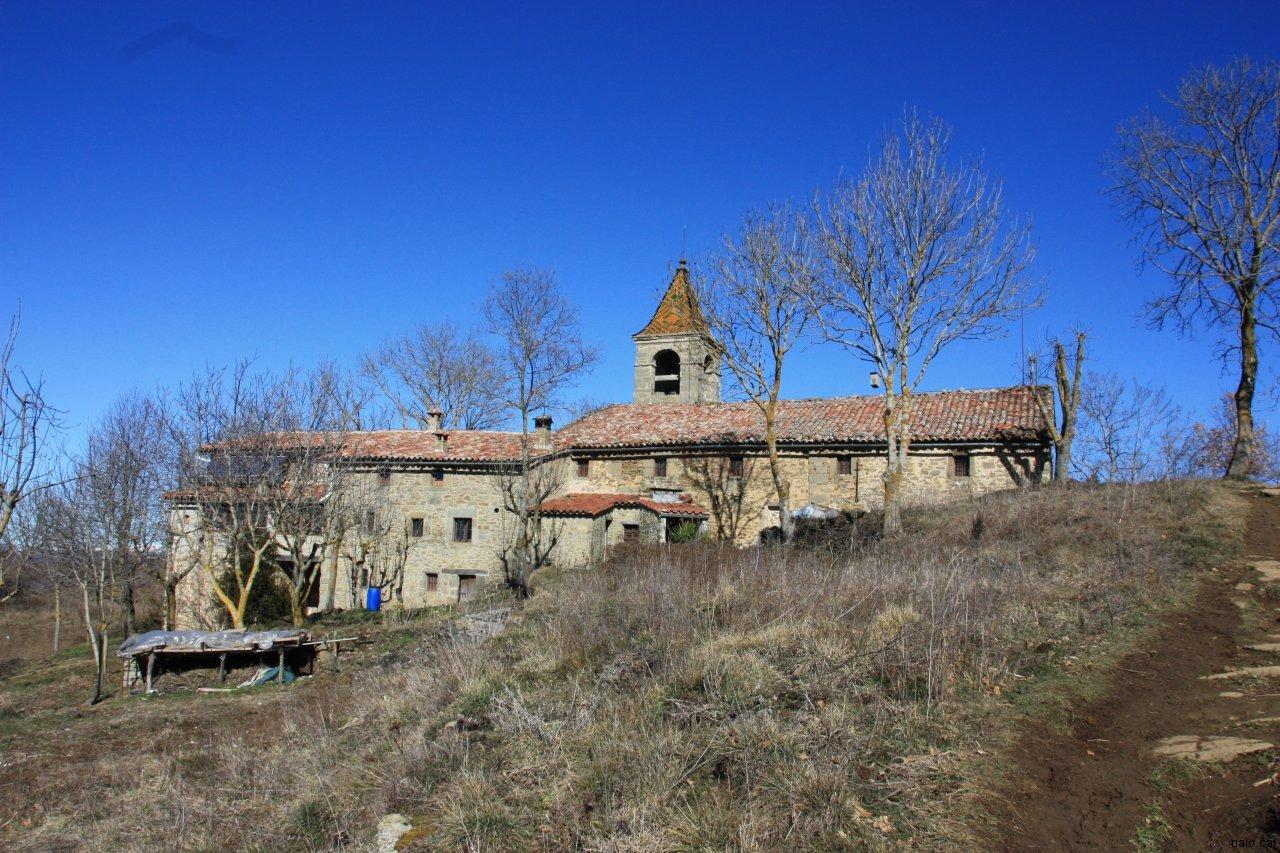 Ermita de Santa Maria de Cabrera
