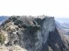 Vista del cim de Cabrera