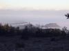 Castell de Tona amb boira
