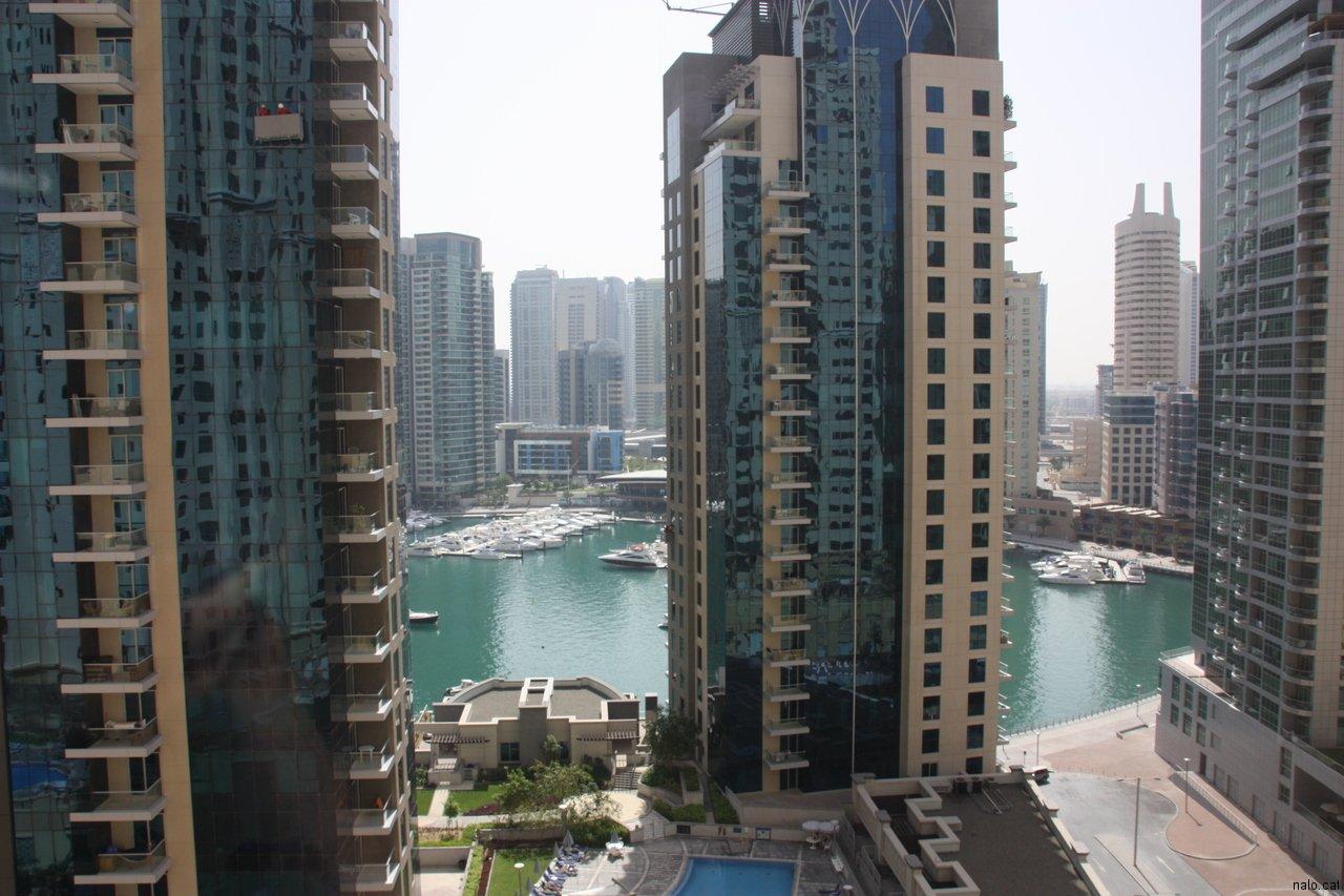 Vista d\'edificis de la ciutat