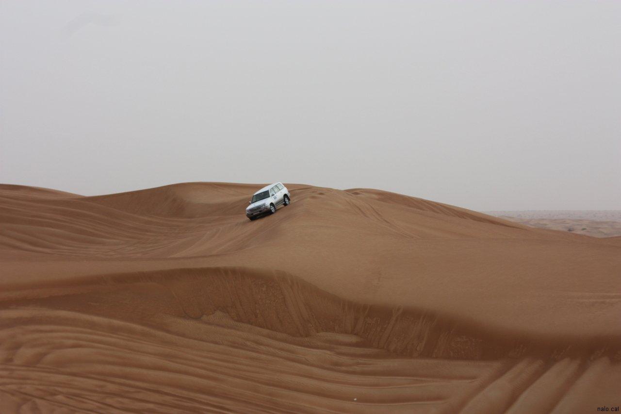 4x4 pel desert