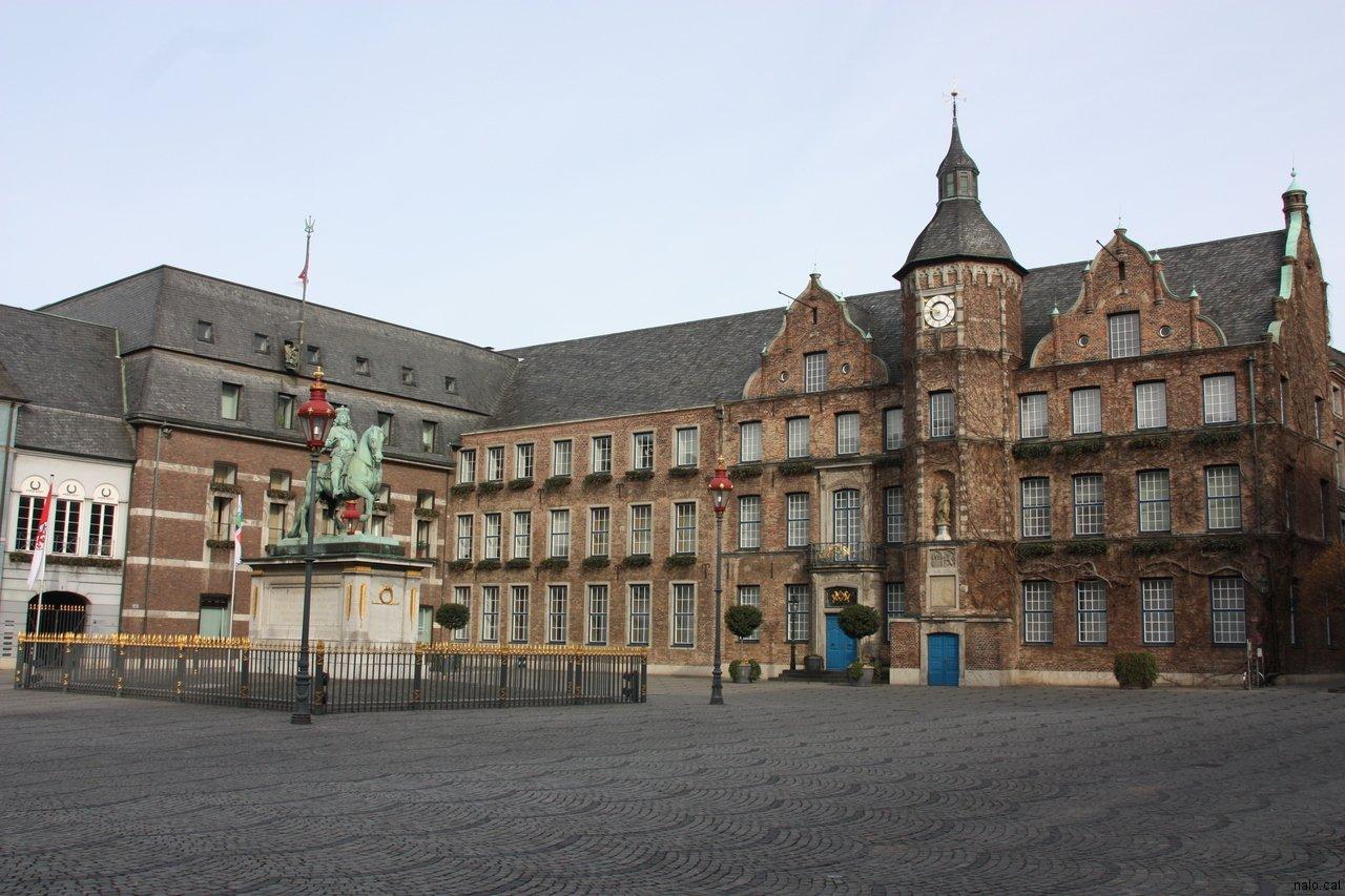 Marktplatz de Düsseldorf