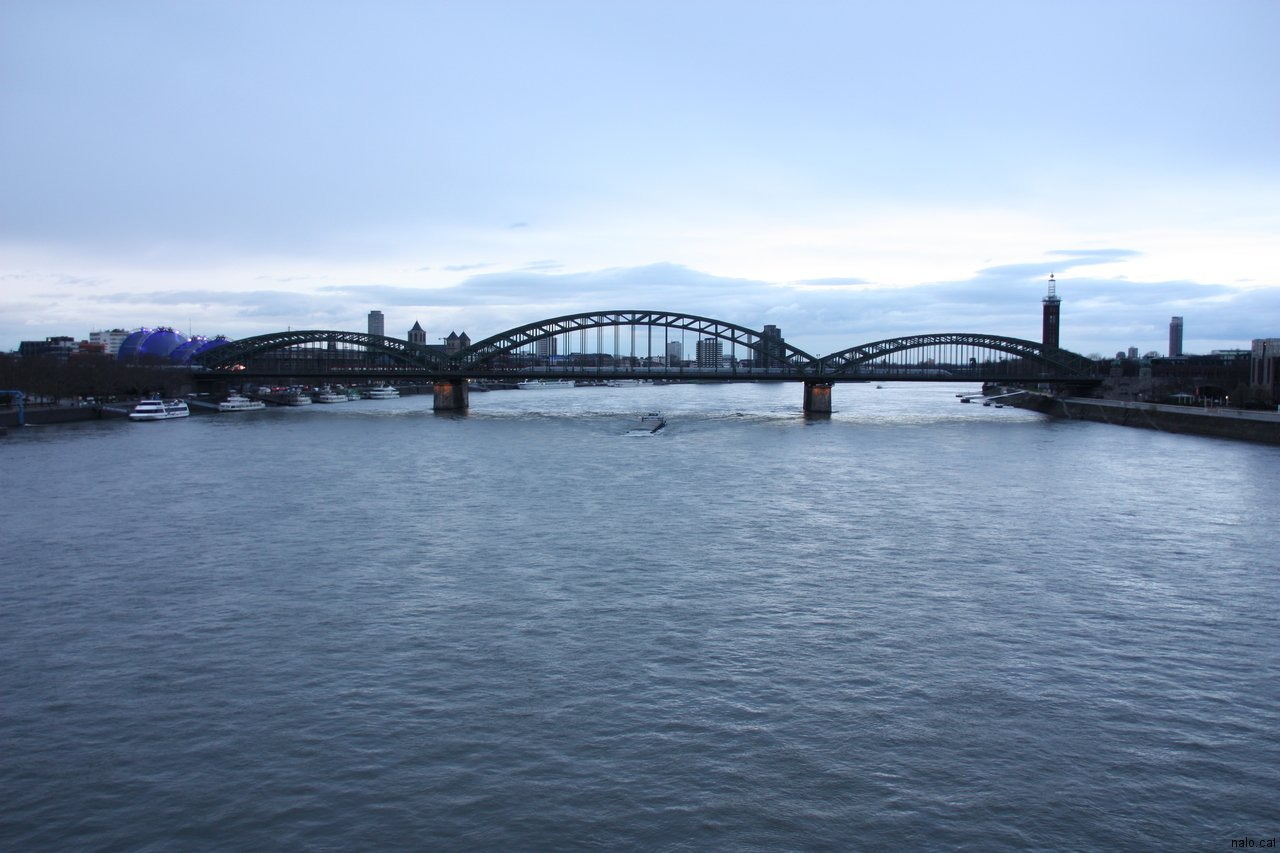 Típic pont de Colonia