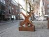 Estàtua urbana a Düsseldorf