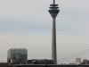 Rheinturm, torre de comunicacions de Düsseldorf
