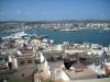 Vista del port d\'Eivissa
