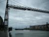 Puente de Vizcaya o Puente Colgante