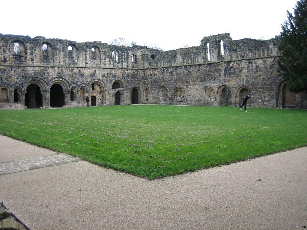Kirstall Abbey