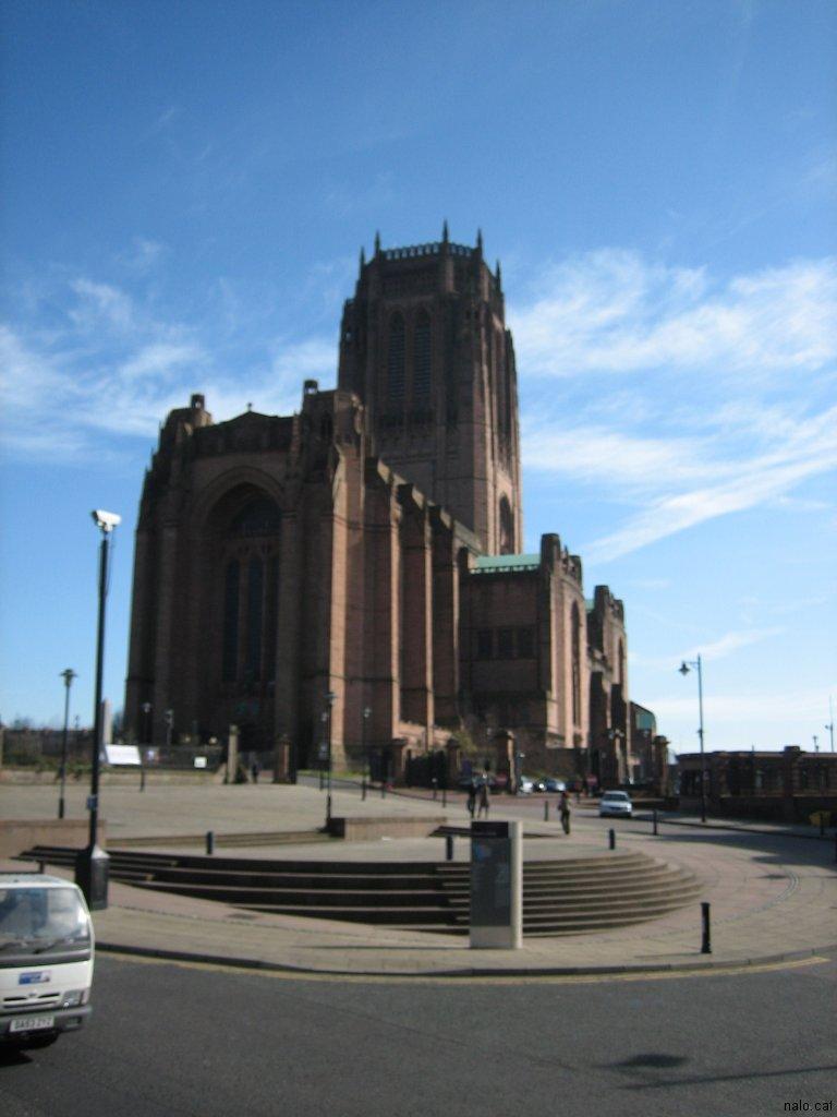 Catedral protestant de Liverpool