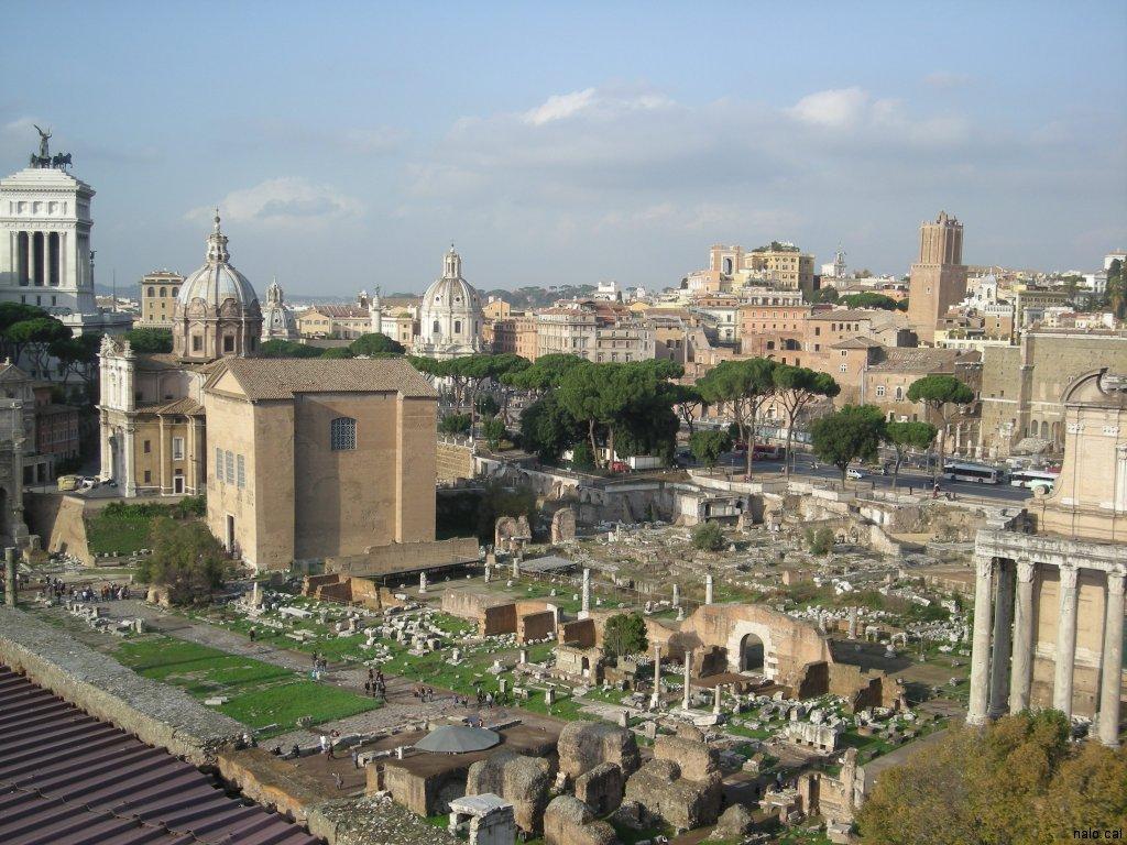 Fòrum Romà i fòrums Imperials