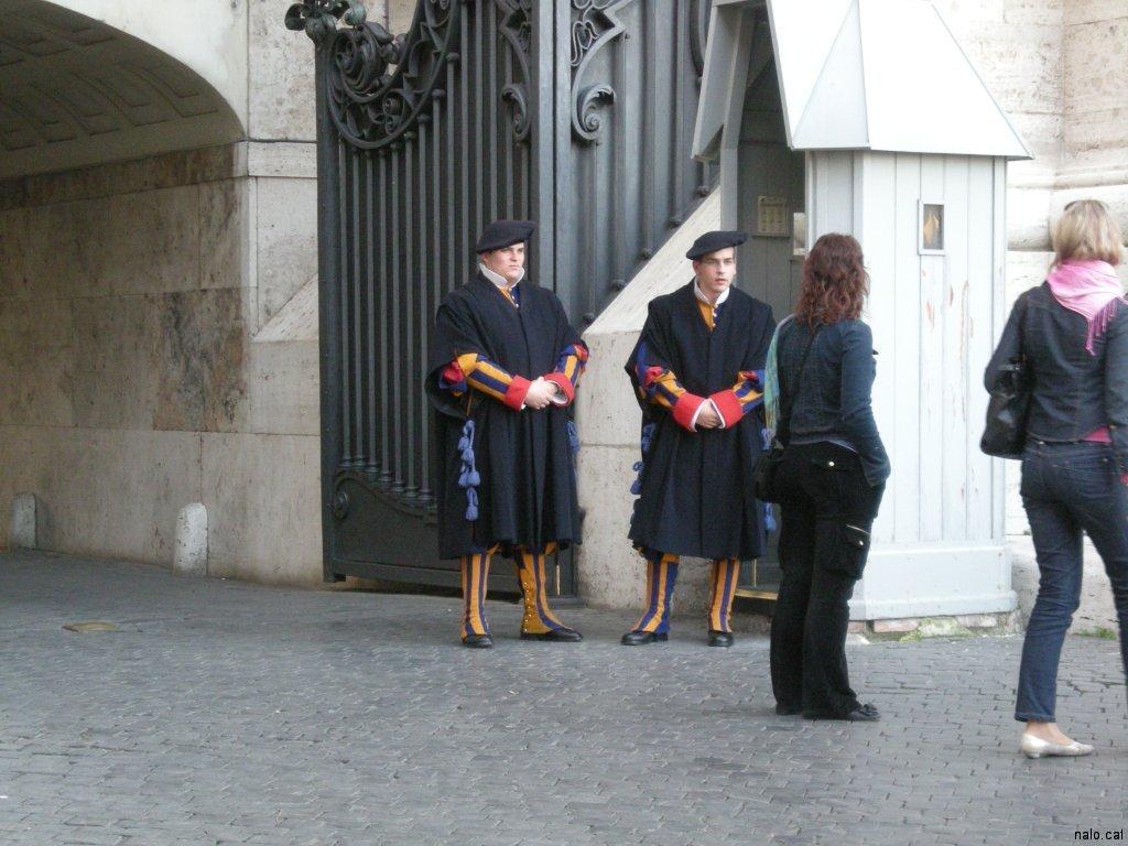Guardia del Vaticà