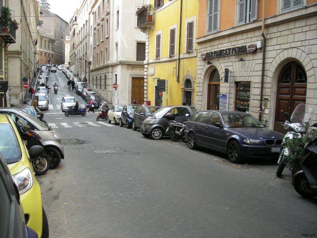 Carrers de Roma