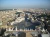 Vista de la Piazza de San Pietro