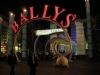 Entrada de l\'hotel Ballys i del metro